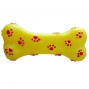Brinquedo Mordedor Osso de Borracha Cachorros All Pets