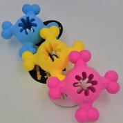 Brinquedo Mordedor Porta Petisco Floco Foam G Cachorros Bom Amigo