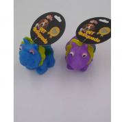 Brinquedo Mordedor Sauros Cachorros Bom Amigo