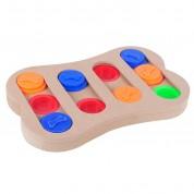 Brinquedo Para Cães Jogo Interativo Labirinto
