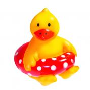 Imagem - Brinquedo Pato com Boia em Vinil
