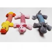 Brinquedo Pelúcia Linguiça Cachorros Bom Amigo