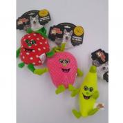 Brinquedo Pelúcia Reino das Frutas Cachorros Bom Amigo