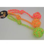 Brinquedo Puxador Corda com Nó Bom Amigo