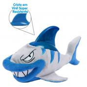 Brinquedo Tubarão de Pelúcia Tubravo Chalesco