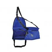 Assento Cadeira de Segurança Cachorros Azul Car Seat
