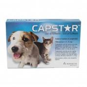 Imagem - Capstar 11,4 mg (Cães e Gatos até 11,4 kg) 6 Comprimidos