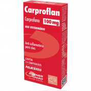 Imagem - Carproflan  100mg com 14 Comprimidos