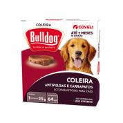 Imagem - Coleira Bulldog Antipulgas e Carrapatos 25g