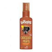 Colônia Beeps Body Splash Pet Society Chocolate com Menta 120ml