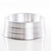 Comedouro Alumínio Leve Grande 1,75 litros