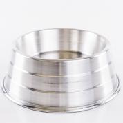 Comedouro Alumínio Leve Médio 1,2 litros