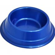 Comedouro Perolizado Azul São Pet 140ml