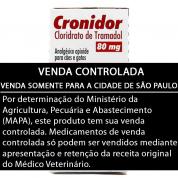 Cronidor 80mg 10 Comprimidos