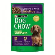 Sachê Dog Chow Adultos Raças Pequenas Cordeiro e Arroz 100g