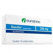 Doxifin 200mg para Cães - 14 comprimidos