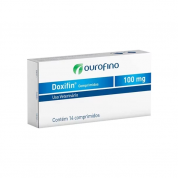 Doxifin Tabs 100mg 14 comprimidos