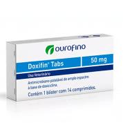Doxifin Tabs 50mg com 14 Comprimidos