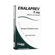 Imagem - Enalaprev 5mg Cepav 20 Comprimidos