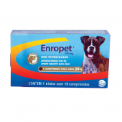 Enropet 150mg 10 comprimidos