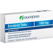Enrotrat Tabs 100mg 10 comprimidos