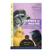 Farinha de Insetos Pássaros Adultos e Filhotes 50g