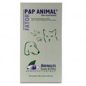 Fator PeP Controle de Pulgas e Carrapatos Gatos e Cachorros Talco 200g