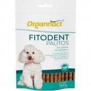 Imagem - Fitodent Palitos Para Cães Higiene Bucal 160g