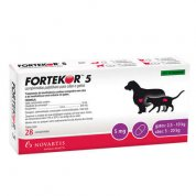 Imagem - Fortekor 5 com 28 comprimidos