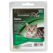 Antipulgas e Carrapatos Frontline Plus Gatos 0,5ml