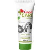 Gel Dental Good Care Haliclean Mundo Animal Gatos e Cachorros 100g