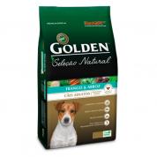 Golden Seleção Natural Cães adultos de Pequeno Porte Sabor Frango e Arroz 10,1kg