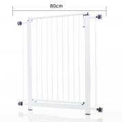 Grade Portão(80cm) + Extensor(20cm) de Proteção Para Cães e Crianças