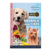 Granola para Cães Pombo Branco 50g