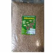 Granulado Higiênico de Madeira Gatos Granali 2kg