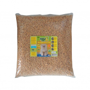 Granulado Kitty Cat Premium Madeira 10kg