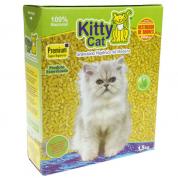 Imagem - Granulado Kitty Cat Premium Madeira 1,5kg