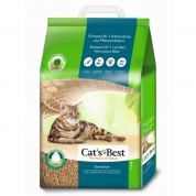 Granulado Sanitário Cats Best Sensitive 7,2kg