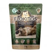 Granulado Sanitário Flokitos 2kg