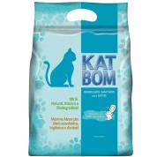 Granulado Sanitário KatBom Original Biodegradável Gatos 3kg