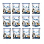 Kit 12 Alimento Úmido Sachê Premier Gourmet Cachorros Adultos Peito de Frango e Arroz Integral