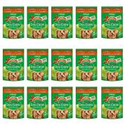Kit 15 Sachê Dog Chow Extralife Cachorros Adultos Raças Pequenas Carne 100g