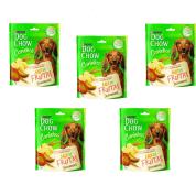 Imagem - Kit 5 Dog Chow Carinhos Mix de Frutas 75g