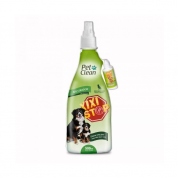 Kit Pet Clean Educador Xixi Stop 500ml e Xixi Sim 30ml