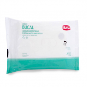 Lenço Bucal Ibasa 40 unidades