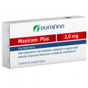 Maxicam Plus 2,0mg com 08 Comprimidos