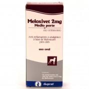 Meloxivet 2mg Para Cães Médio Porte 10 Comprimidos