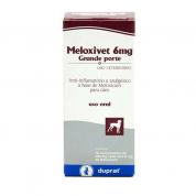Meloxivet 6mg 10 Comprimidos