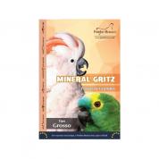 Mineral Gritz Pássaros Grandes Pombo Branco 50g