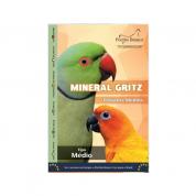 Mineral Gritz Pássaros Médios Pombo Branco 50g